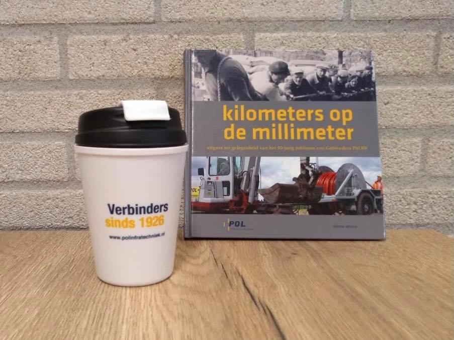 Coffee to Go mok Pol Infratechniek BV