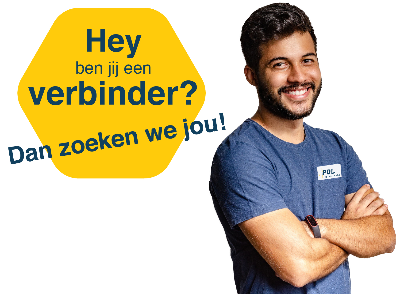 Pol vacature campagne site banner